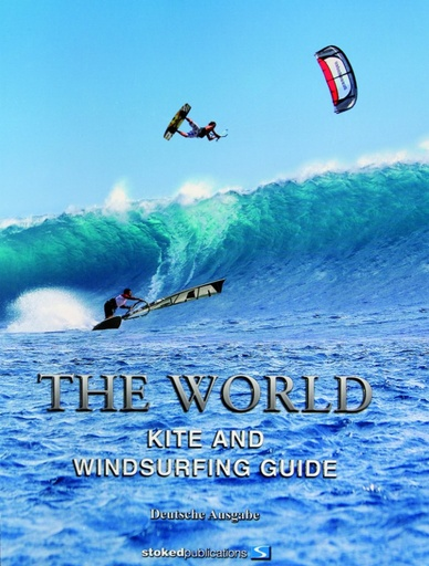 [151605] Kite And Windsurfing Guide World