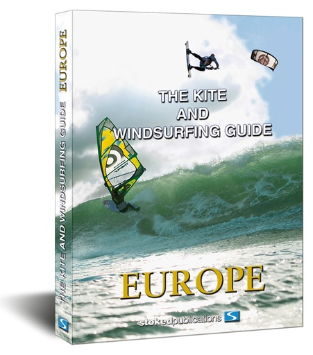 [151606] Kite And Windsurfing Guide Europe
