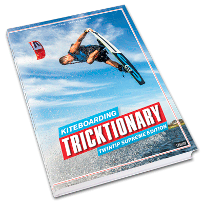 [TRICKTIONARYTT] Kiteboarding Tricktionary TT